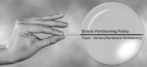 Oracle Partitioning Policy Busted